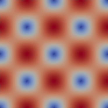 Taylor-Green velocity field